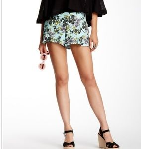 Free People floral shorts 10